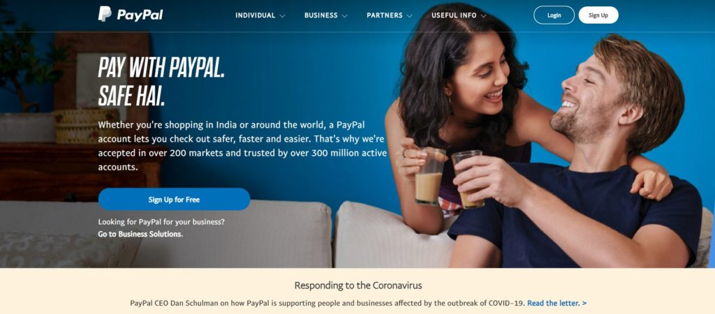 How To Use PayPal Friends and Family