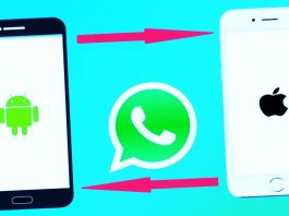 How To Transfer WhatsApp Messages From Android To iPhone Using Google Drive