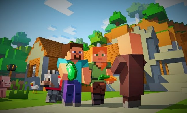 Minecraft Apk Download v1.14.4.2 Free For Android