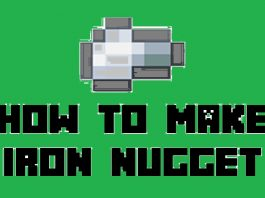 How To Make Iron Nuggets In Minecraft | Easy Guide